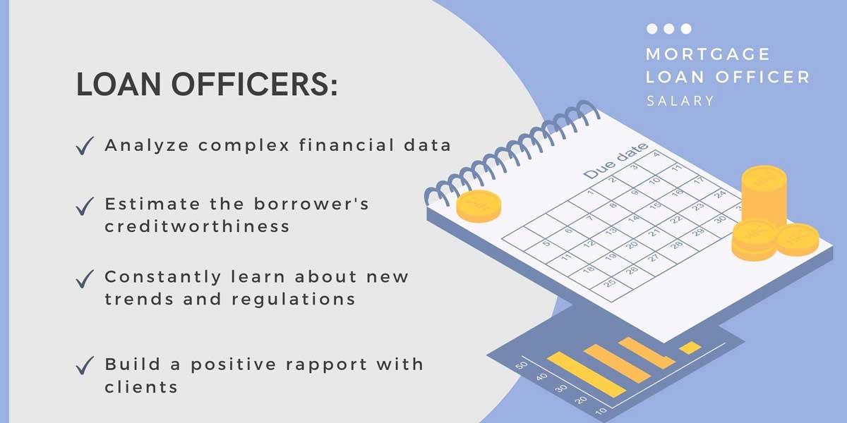 Loan Officer Duties