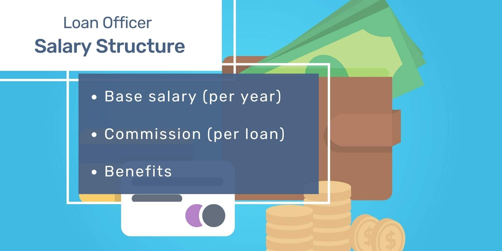 Mortgage Loan Officer Pay Breakdown In California