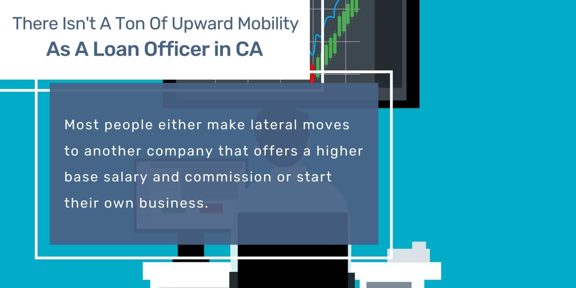 Mortgage Loan Officer Upward Mobility