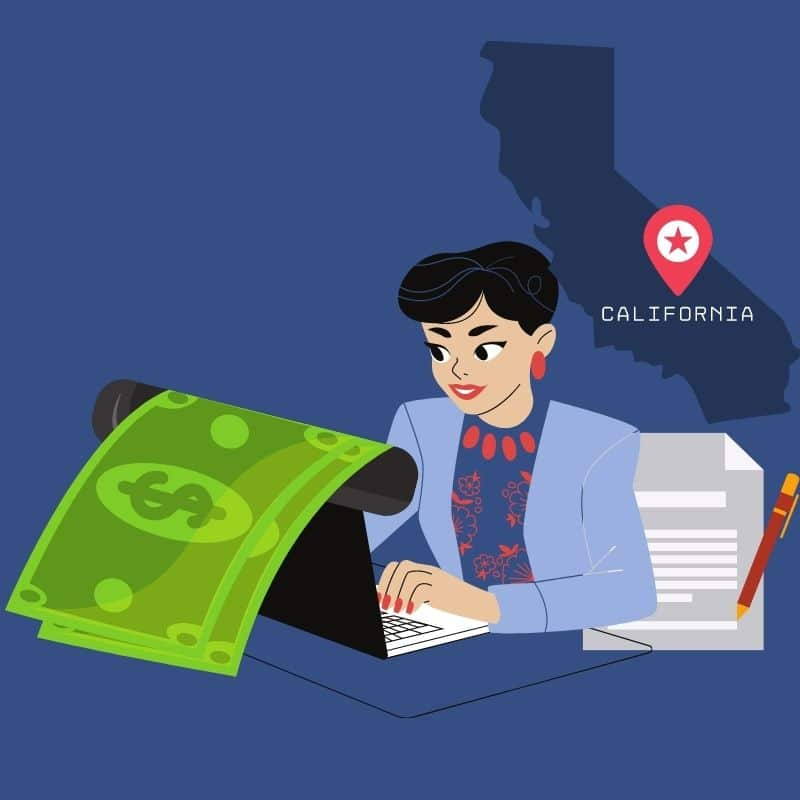Mortgage Loan Officer Salary in California